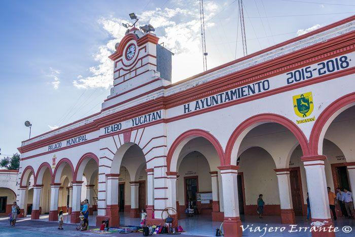 ruta de los conventos yucatan