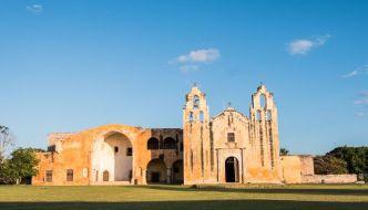 Ruta de los Conventos, explorando el autentico Yucatán.