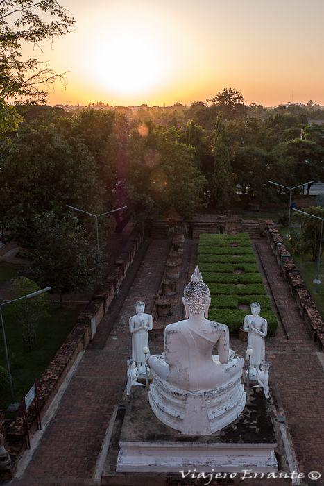 que ver en ayutthaya tailandia