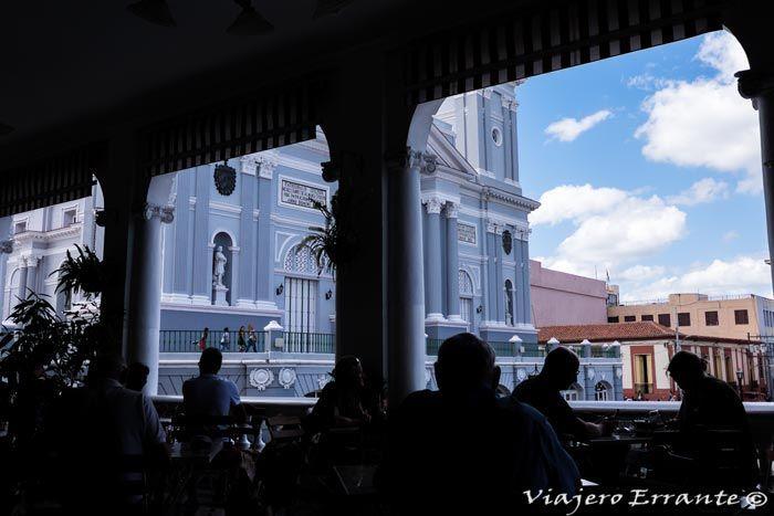 Hotel Granda en Santiago de Cuba