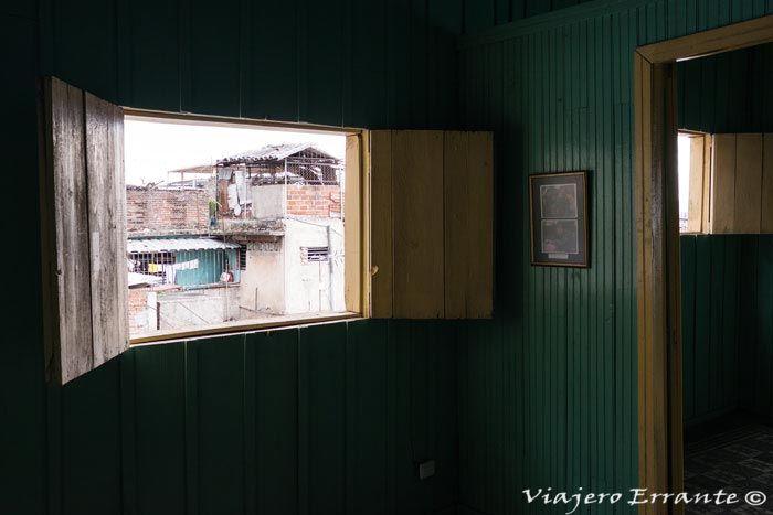 Casa de Fiel Castro en Santiago de Cuba
