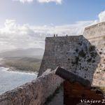 Castillo del Morro o de San Pedro de la Roca en Santiago.