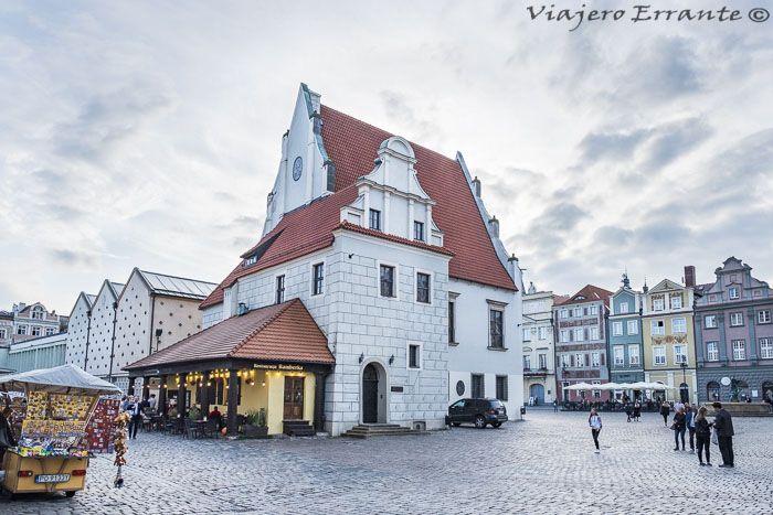 plaza poznan polonia