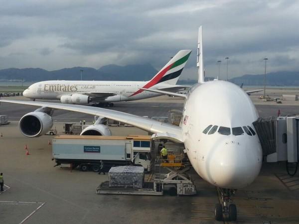 Airbus 380 - El avión comercial más grande del mundo