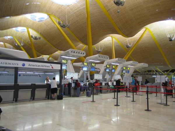 Reporte de vuelo madrid mad a nueva york jfk en la - Terminal ejecutiva barajas ...
