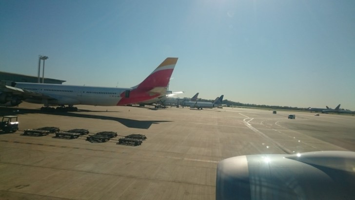 DFW-EZE Boeing 787 Dreamliner American Airlines Clase Ejecutiva-31