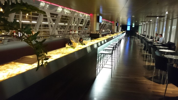 Swiss Air Business Lounge - Zurich ZRH -23