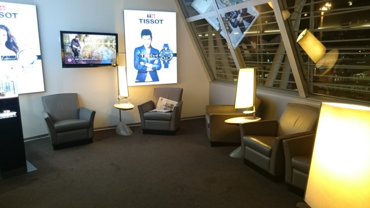 Zurich ZRH airport - Oneworld y Skyteam Lounges Priority Pass-29