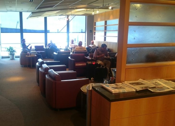 Flagship Lounge ORD - American Airlines-026
