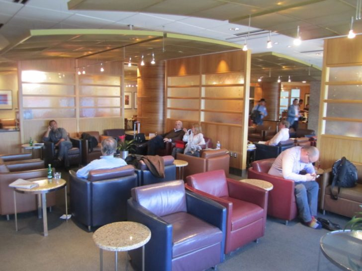 Flagship Lounge ORD - Sala VIP American Airlines-32