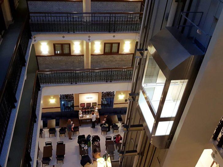 Hampton Inn Suites Mexico City - Centro Historico -18b