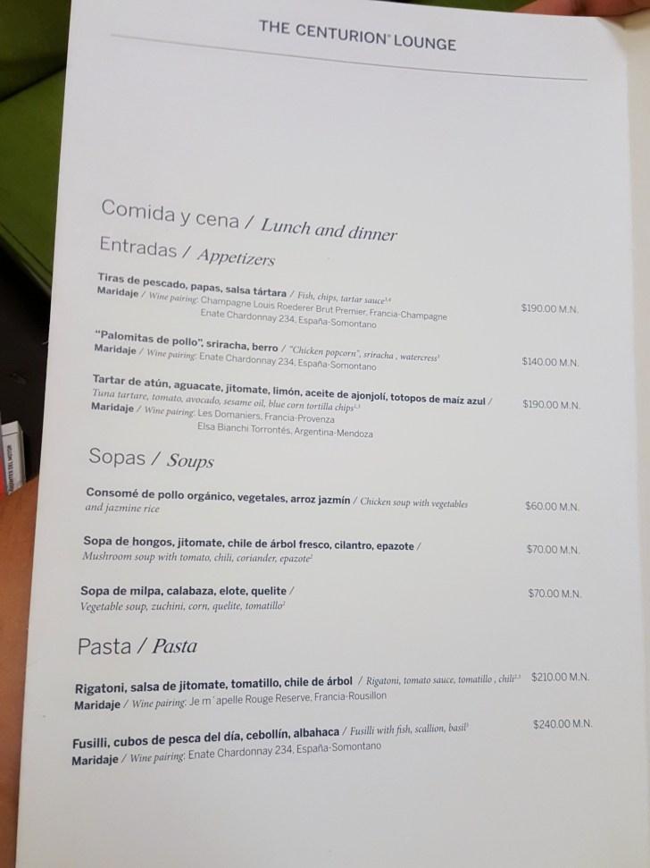 Centurion Lounge Mexico City T1115545