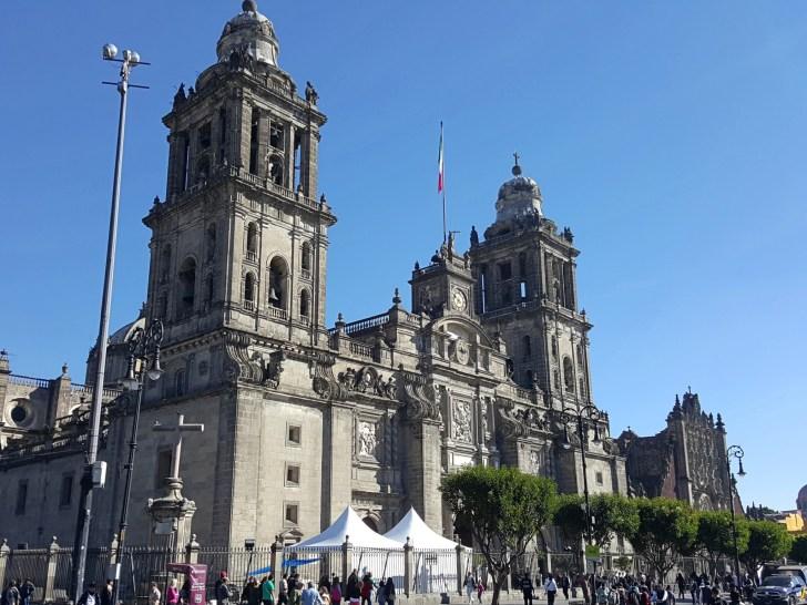 Ciudad de México Turismo Zocalo -03b