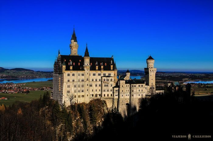 Castillo de Neuschwanstein uno de los 10 castillos más impresionantes del mundo