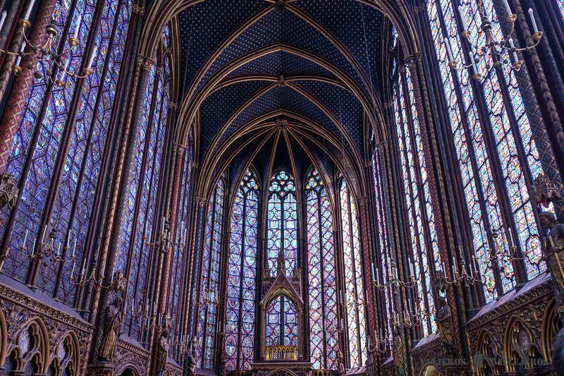 Iglesia de Sainte Chapelle