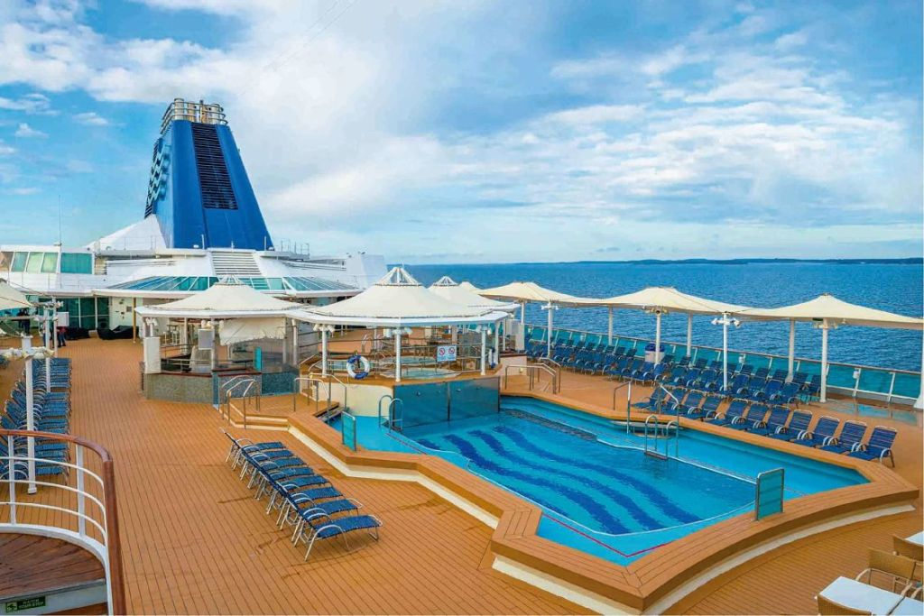 Crucero Monarch de Pullmantur