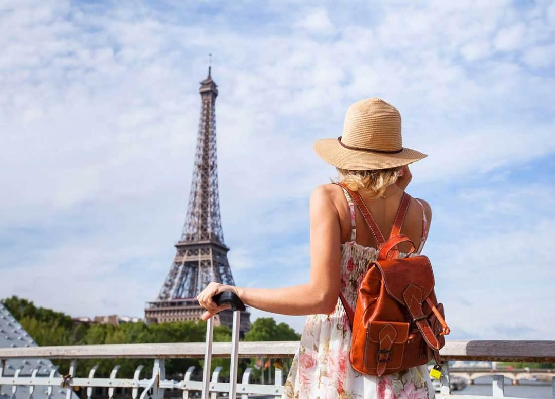 Passeie em Paris