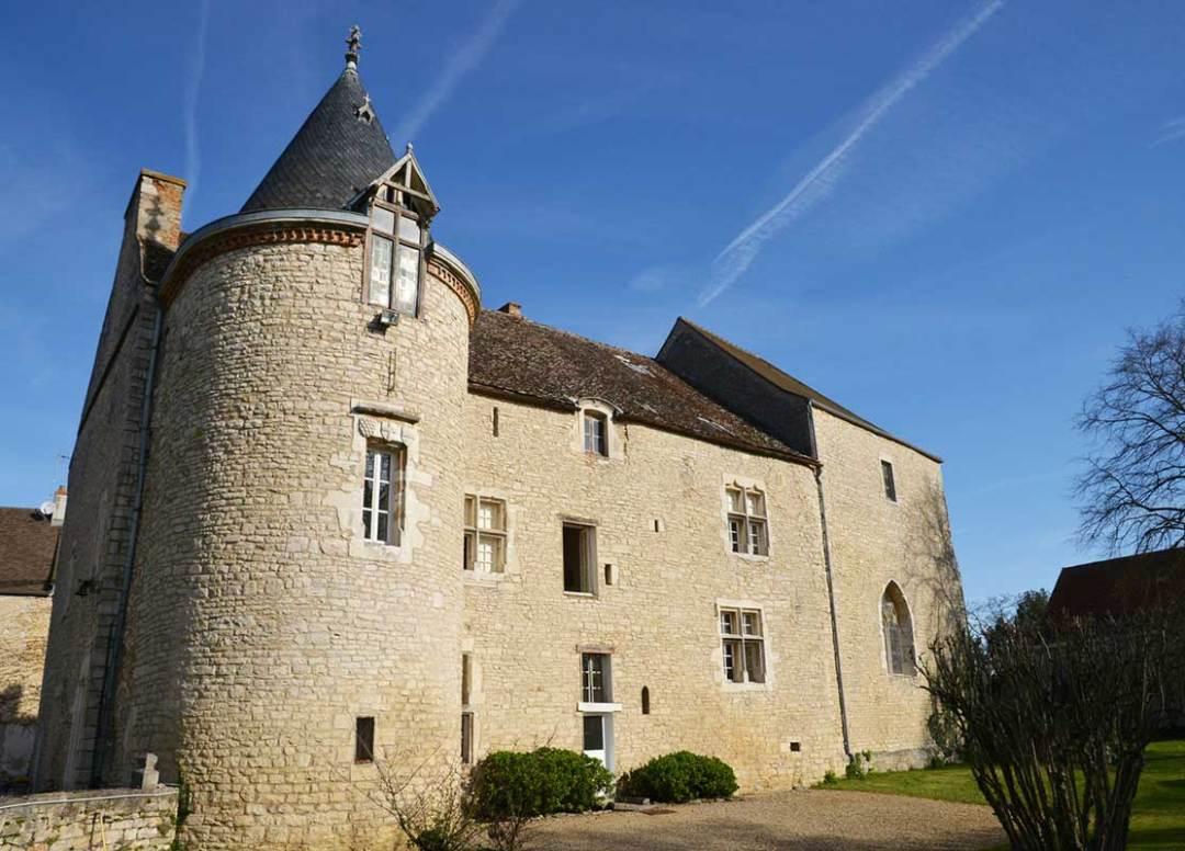 Castelo de Chagny