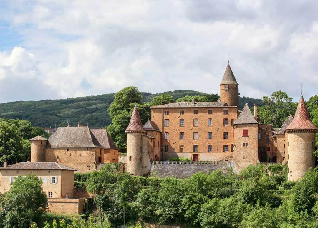 Castillo de Jarnioux