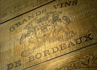 Bordeaux vinha