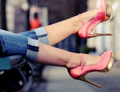 ¿Stilettos y buena salud?… Sí, gracias