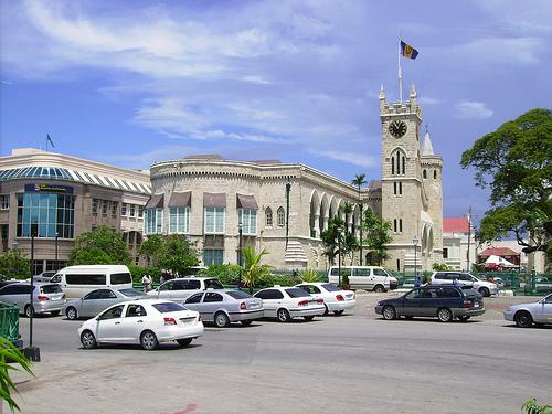 14 -El pequeño rebaño de la iglesia católica en Barbados