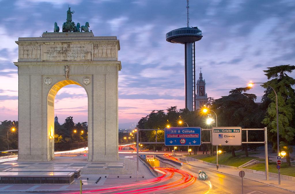 Miradores con grandes vistas en Madrid - Blog Viajes El Corte Inglés