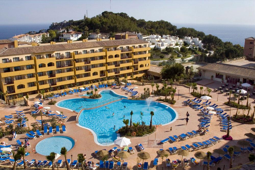 Best Alcazar Hotel hotel en Almuecar  Viajes el Corte Ingls