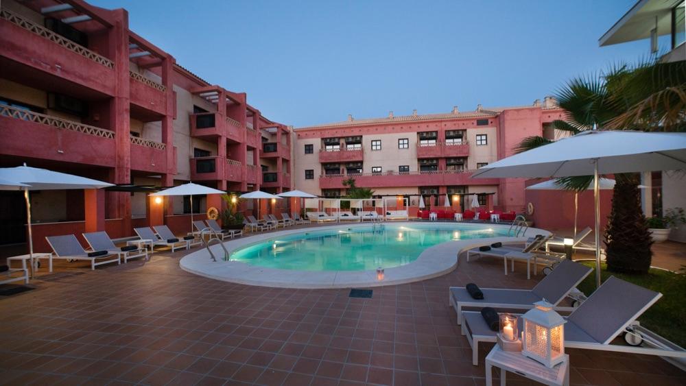 Ofertas de Hoteles en Punta Umbra Espaa  Viajes el