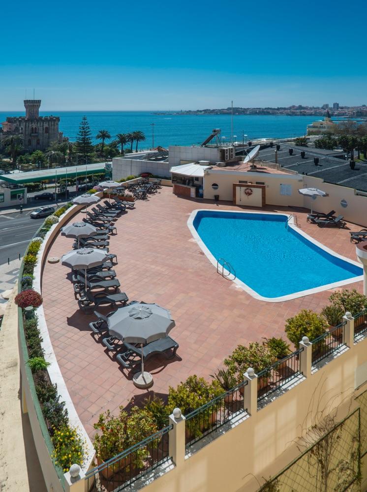 Hotel Vila Gal Estoril hotel en Estoril  Viajes el