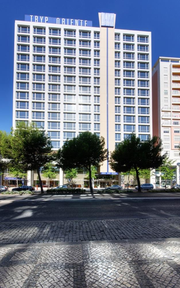 TRYP Lisboa Oriente Hotel hotel en Lisboa  Viajes el