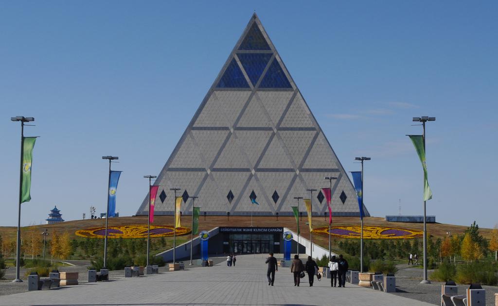 Resultado de imagen de Palacio de la Paz y la Reconciliación.