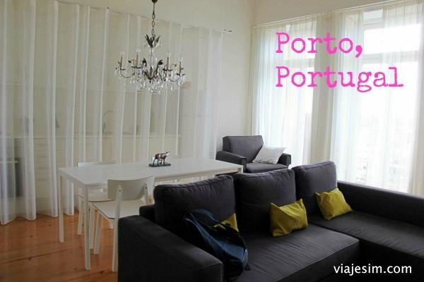 Onde ficar no Porto Potugal apartamento Oporto City Flats