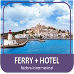 paquete ferry + hotel