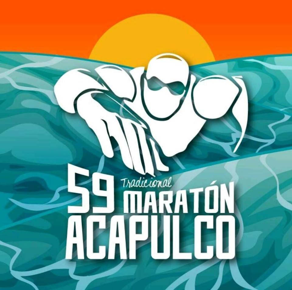 EDICION 59 TRADICIONAL MARATÓN ACAPULCO (GUADALUPANO) 3D, 2N PLAN EUROPEO