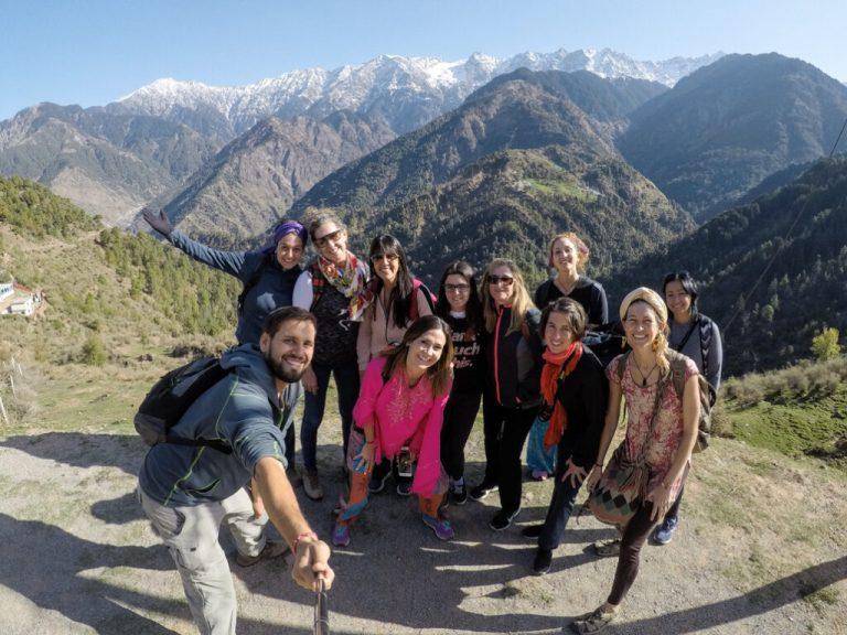 Himalayas, Dharamsala, India