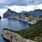 El Cap de Formentor ▷ Una carretera de hermosas vistas hacia este excelente paraje