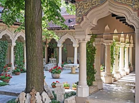 bucarest monasterio