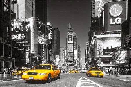 Sabias que?: New York y sus taxis