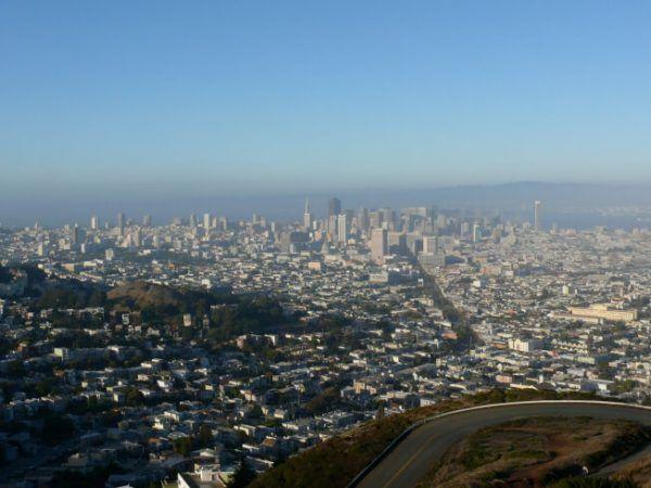 Las colinas de San Francisco