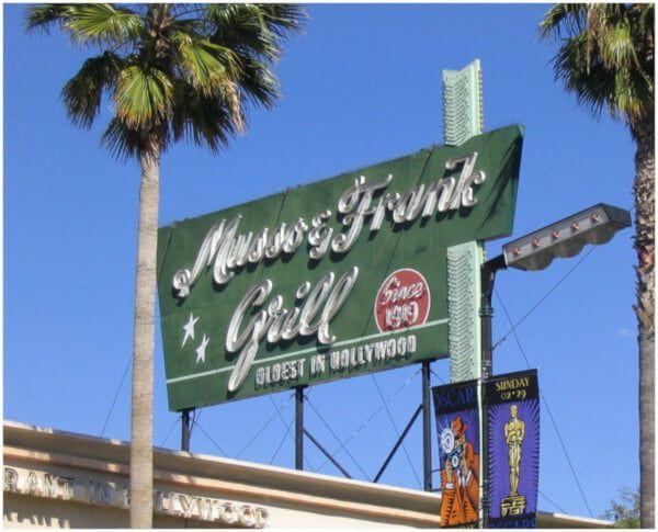 mejores sitios para comer en Los Angeles