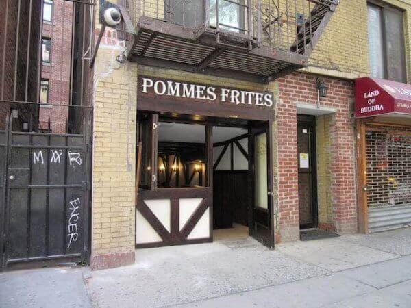 Las mejores patatas de Nueva York