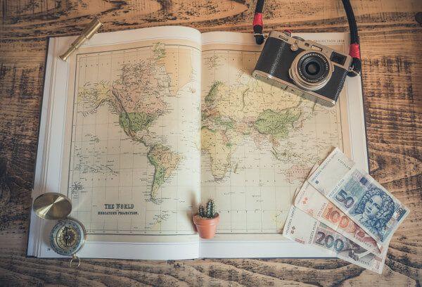 Cambiar dinero para viajar con Ria Cambio de Divisas