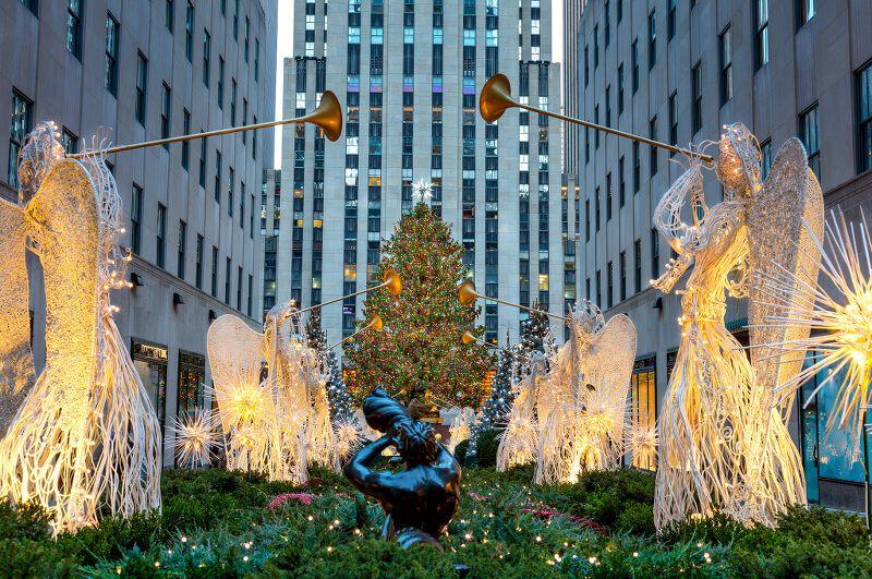 Navidad mágica en Nueva York