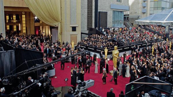 Presenciar los Oscars