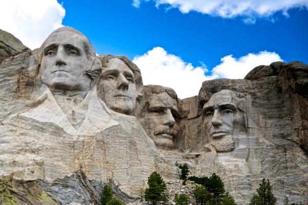 Cómo celebrar el 4 de julio en Mount Rushmore