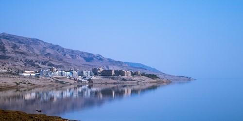 vacaciones en el Mar Muerto