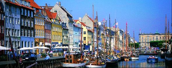 que visitar en Copenhague