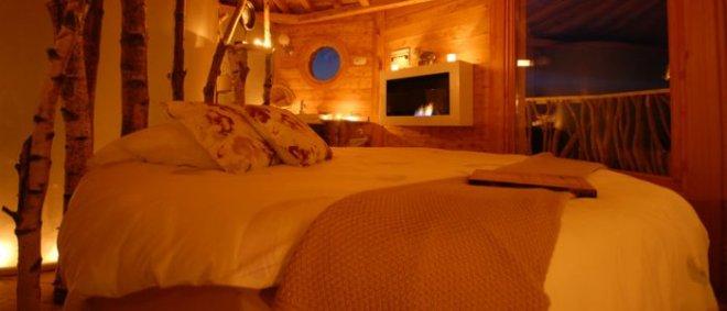 cabaña suite navarra