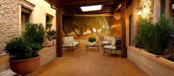 hoteles baratos roma residenza santa maria
